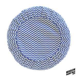 Donut Bed_ Blue