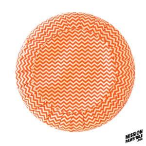 Donut Bed_ Orange